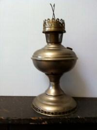 Aladdin Kerosene Lamp The Mantle Lamp Co Chicago Il
