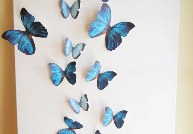 Wall Decor Butterflies