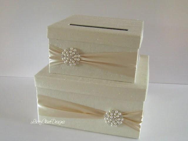 Wedding Card Box Money Holder Gift Card Envelope Box Custom