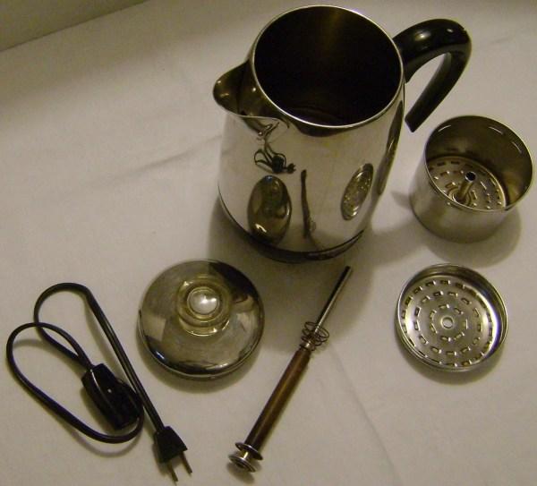 Farberware Coffee Percolator 8 Cup Replacement Parts Model