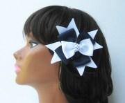 girl hair clips bows