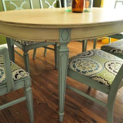 Custom Restaurant Tables And Chairs Purple Dining Ikea Items Similar To Sold Painted Room Table An