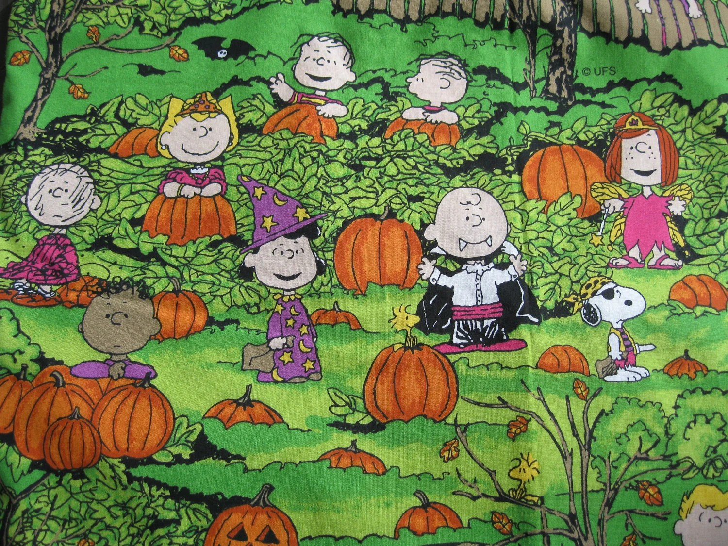Halloween Fabric It S The Great Pumpkin By
