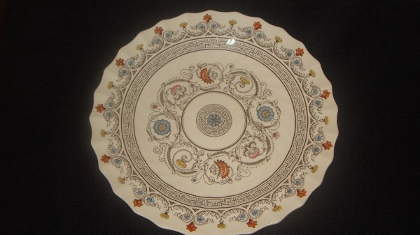 Copeland Spode Florence Pattern China 9 Lunch Plate