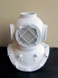 Diving Helmet Lamp