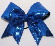 wow blue sequin fabulous glitz