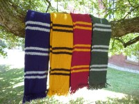 SALE Harry Potter inspired House Scarf: Gryffindor