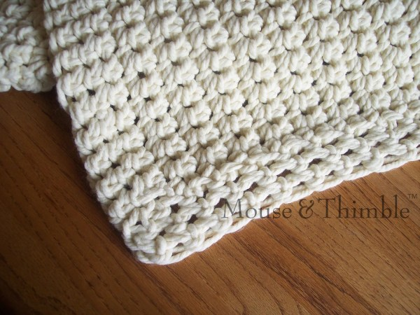 Beginners Crochet Lap Blanket Year Of Clean Water