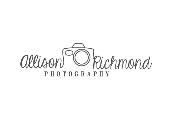 Unique photography Logo Design Custom Premade logo design