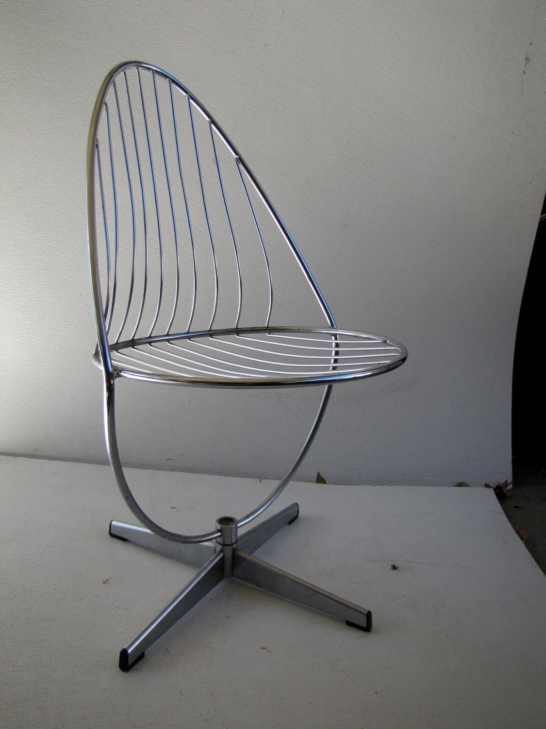 mid century modern wire chair early american chairs wood chrome by swedish scoxx30