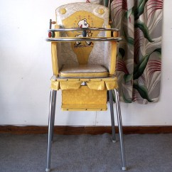 Antique High Chairs Glider Chair Outdoor Vintage Baby