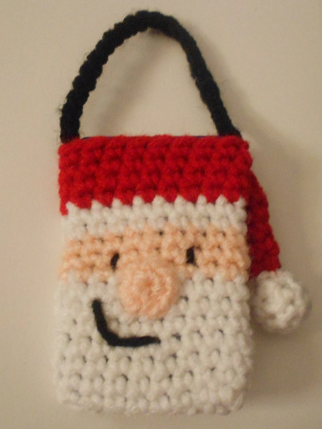 Christmas Gift Card Holder And Ornament Set Crochet