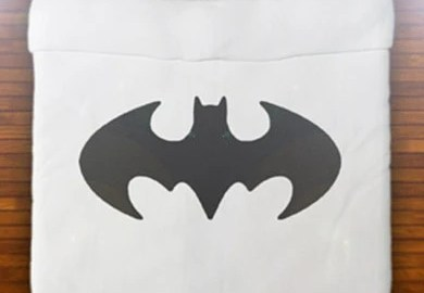 Batman Bedding Twin Size
