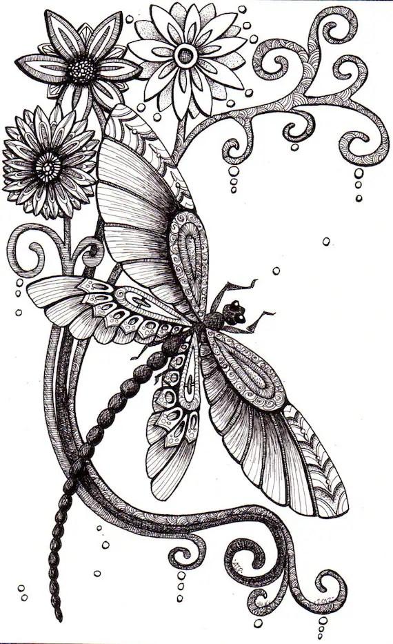 fly . beautiful and original