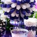 Candy buffet decor candy arrangement wedding mitzvah party favor