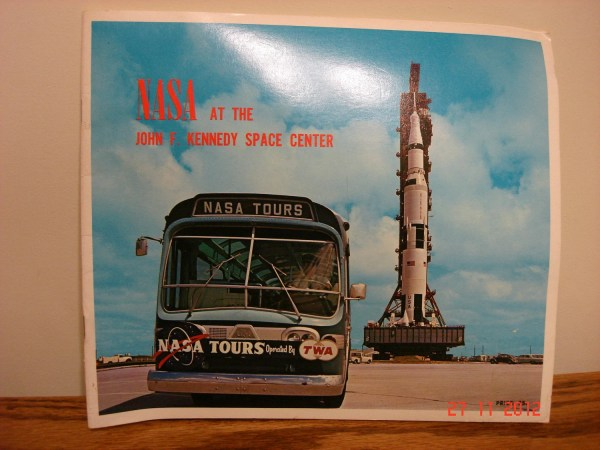 Vintage Kennedy Space Center