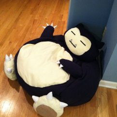 What Size Bean Bag Chair Do I Need Steel Price List Snorlax Pokemon Full