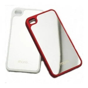 Mirror iPhone Case - iPhone Case with a mirror on the back for iPhone 4/4s