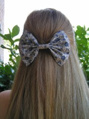 items similar large hair bow
