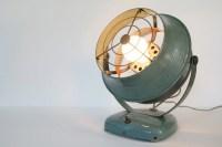 Retro Industrial Lamp Vornado Jr. Fan