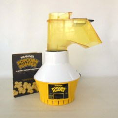 Sm Kitchen Appliances Floor Tiles Ideas Wearever Popcorn Pumper Hot Air Corn Popper Coffee Roaster