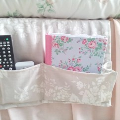 Remote Control Holder For Chair Pattern Chairs Cushion Pads Caddy Bed Or Organizer
