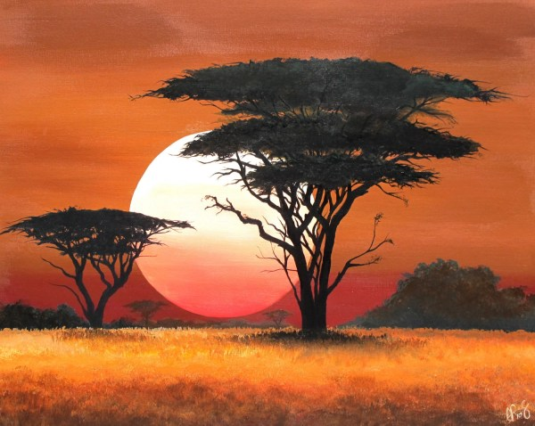 items similar african landscape