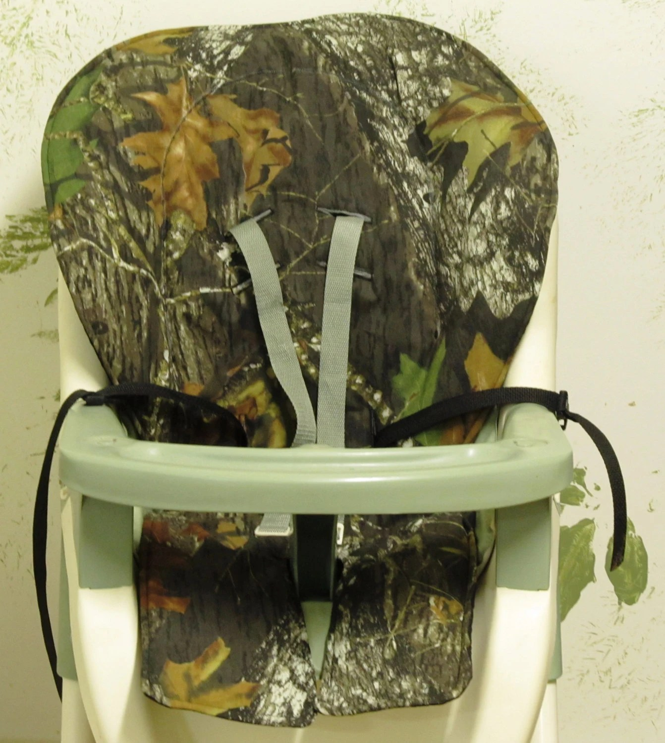 graco contempo high chair replacement cover do it yourself patio cushions pad mossy oak camo