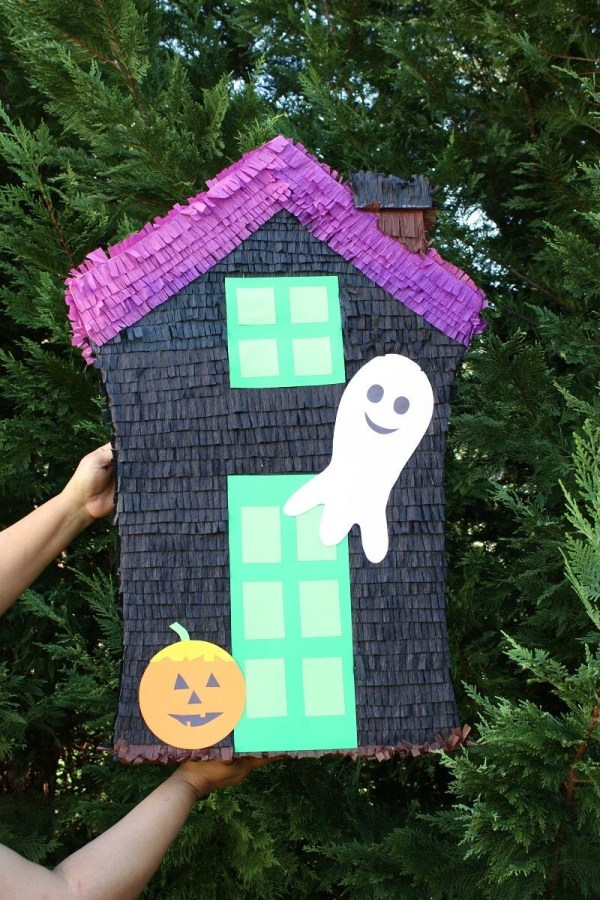 Haunted House Pinata Halloween
