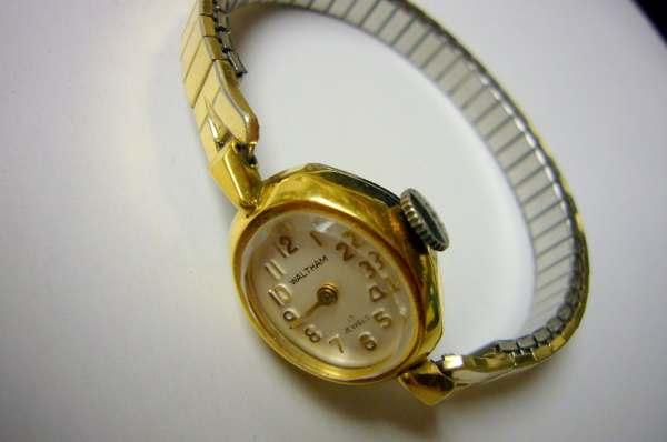 Wristwatch Wrist Watch Waltham Swiss Womens Vintage 17 Jewels