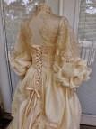 Victorian Wedding Dress Theather Movie Performance Costume
