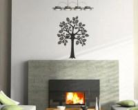 Tree Vinyl Wall Decal Size SMALL Tree Wall Decal Tree Art