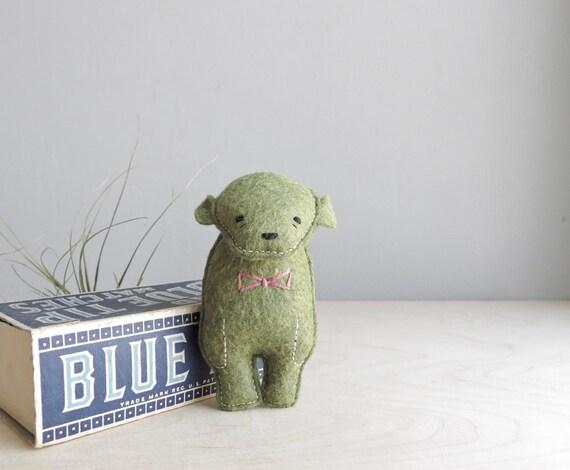pocket bear / matthieu