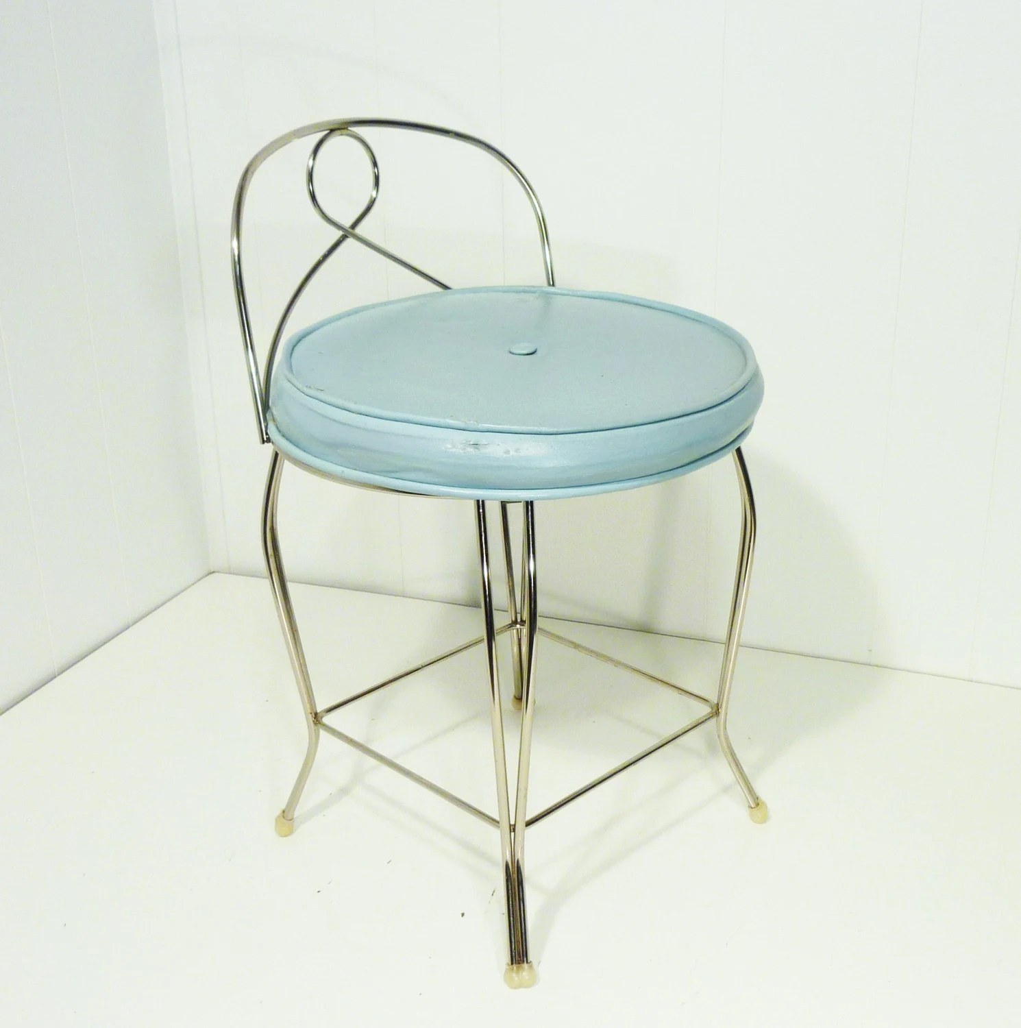 Vanity Chair George Koch Ladies Vanity Stool Chair Robins Egg By