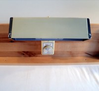 Headboard Light Hook on reading light with dimmer switch