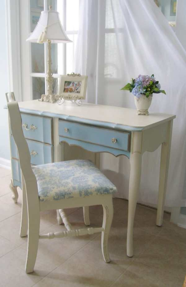 Sold Beautiful French Provincial Desk Leonasfrontporch