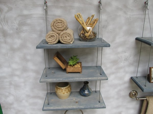 Floating Bathroom Shelves Ideas