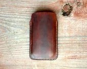 Custom Leather iPhone Case - TheCabinGiftShop
