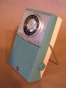 1950 Rca Am Fm Radio - Year of Clean Water