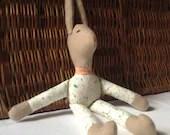Well Dressed Stuffed Bunny Rabbit - MessyBess