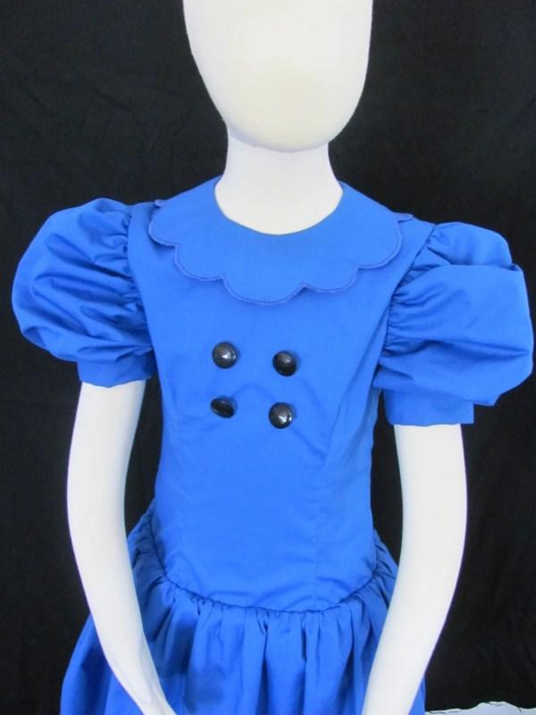 Lucy Van Pelt Girls Costume Charlie Brown Comic Reserved