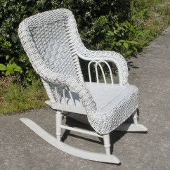 White Rocking Chairs For Sale Green Chair 2013 Korean Movie Reserved Phyllis Vintage Wicker Childs