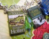 The Lord of the Rings Miniature Book Bracelet