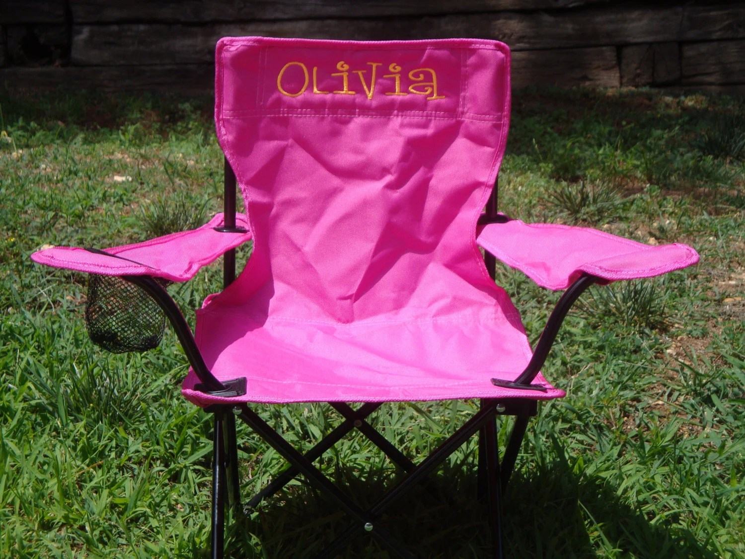 Monogram Chair Pink Monogrammed Chair For Kids
