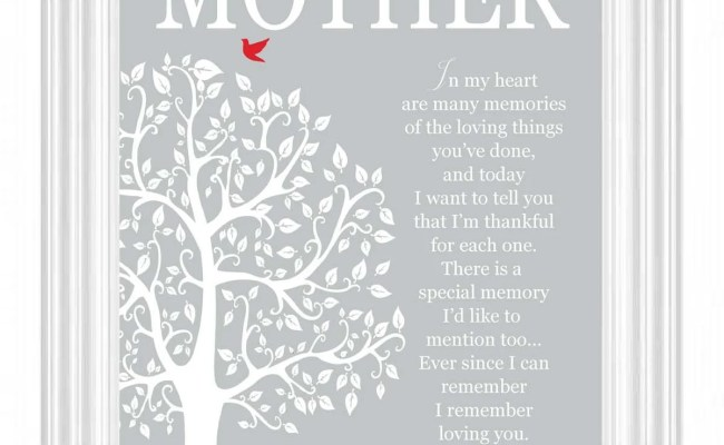 Mother S Day Gift Personalized Gift For Mom Mother