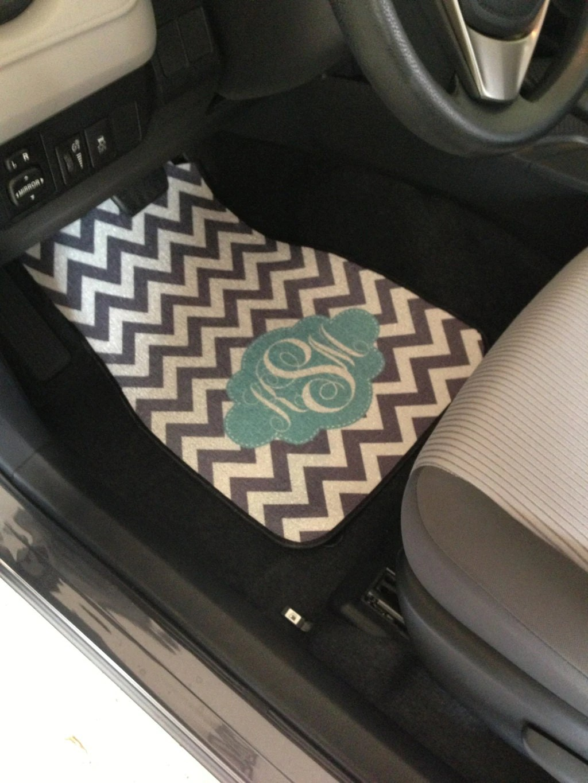 Car Mats Monogrammed Gifts Personalized Custom Floor Mats