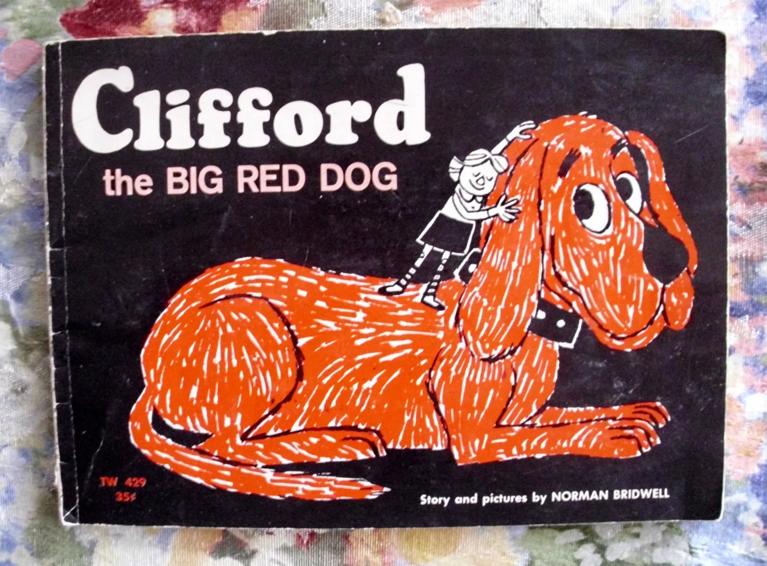 First Edition Clifford The Big Red Dog First Printing