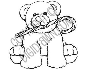 Items similar to Kids art and Nursery Decor. Polar Bear
