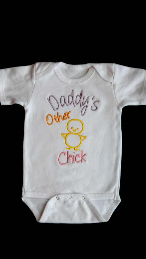 Embroidered Baby Clothes Girl