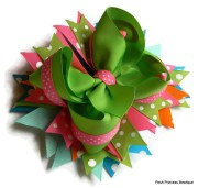 girls hair bows boutique bow